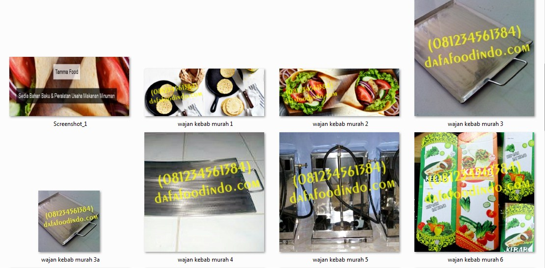 081234561384 Harga Produk Franchise Dafafoodindo – Jual ...